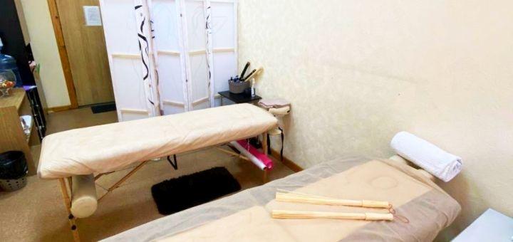 Скидка 55% на SPA-программы «Идеальное тело» или «Кокосовый рай» в «le_massage.zp»