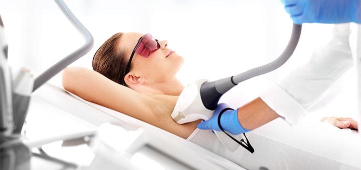 Скидка до 85% на лазерную эпиляцию в центре лазерной косметологии «Laser secret»