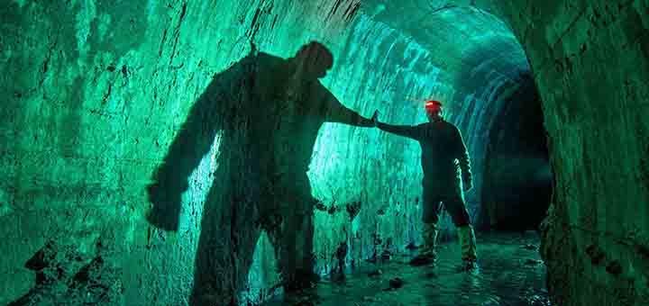 Подземная экскурсия «Подземелье секретов страны» от туристической компании «Матей Тревел»