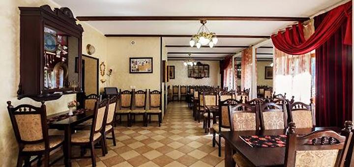 От 3 дней отдыха в отеле «Patkovski Hotel» в Буковеле