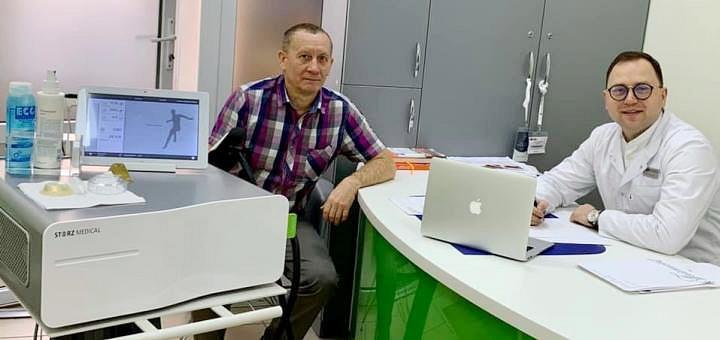 Обследование у уролога в медицинском центре «Клиника доктора Заболотного»
