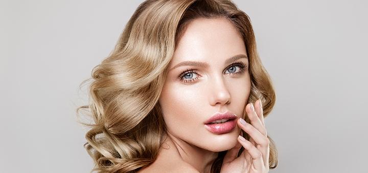 До 7 сеансов мультиполярного RF-лифтинга кожи лица, шеи и декольте в сети салонов «SunShine»