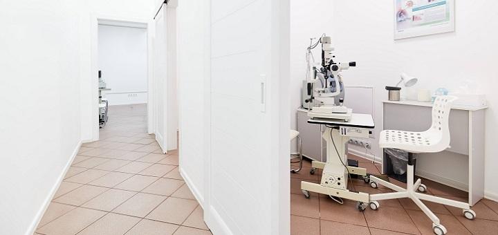 Комплексное обследование у врача-офтальмолога высшей категории в клинике «Центр Зору»
