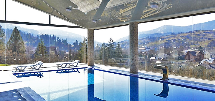 От 3 дней отдыха со SPA в отельном комплексе «Двор Княжеской Короны» в Славском