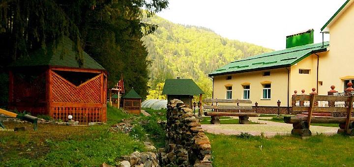 От 3 дней отдыха с питанием и посещением крытого бассейна в отеле «Натали» в Славском