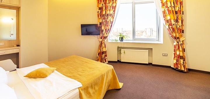От 2 дней отдыха осенью и зимой в отеле «People Hotel» в курортном районе Аркадия в Одессе