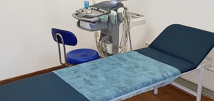 Обследование у уролога c УЗИ в медицинском центре «Molfa»
