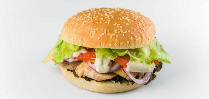 Скидка 50% на все меню кухни, пиццу, бургеры с доставкой или на вынос от «Atmosphera Pizza»