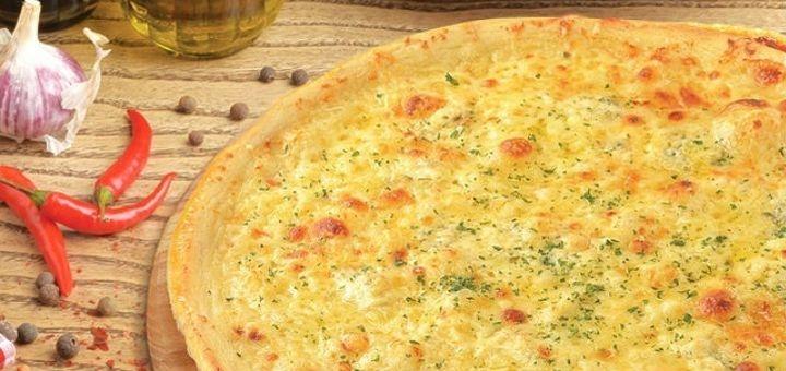 Скидка 50% на всё меню кухни с доставкой и на вынос и 30% на меню при посадке в «Джузеппе»