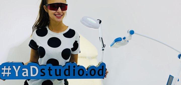 Скидка 40% на отбеливание зубов системой «Magic Smile» от «YaD studio»