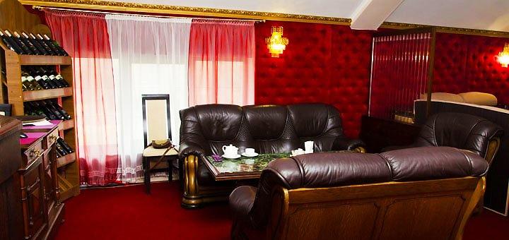 От 3 дней зимнего отдыха «All Inclusive» в отельном комплексе «Пайташ» под Львовом