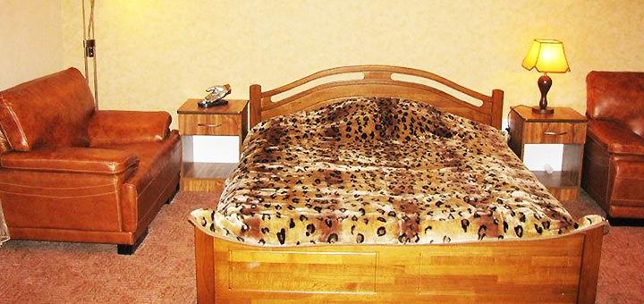 От 3 дней оздоровительного отдыха в отеле «Эдельвейс» в Поляне