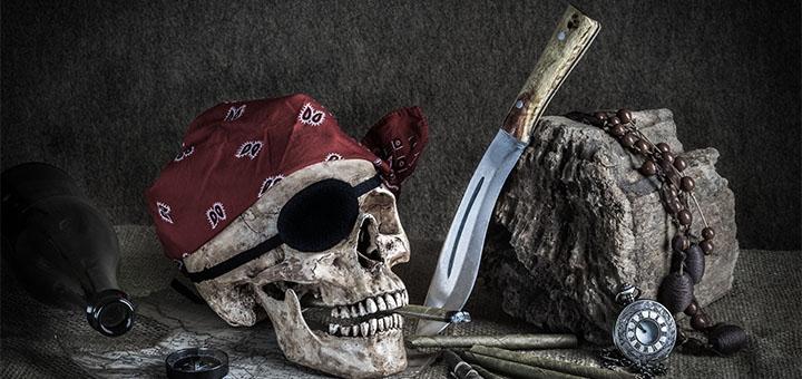 Посещение квест-комнаты «Сокровища пиратской таверны» от «IQuestKomnata»