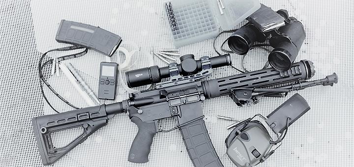 Ознакомительный курс по стрельбе из огнестрельного оружия в клубе «Muller Arms»