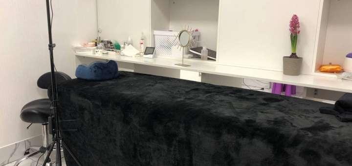 Наращивание ресниц в салоне красоты «Nails&Tips»