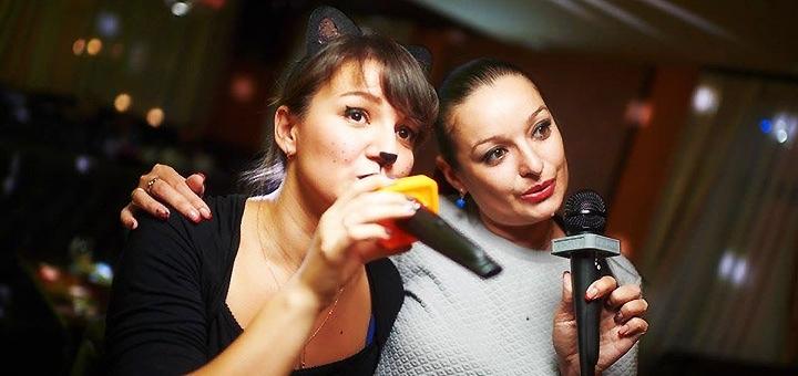 Караоке с коктейлями в отельно-ресторанном комплексе «Райский дворик»