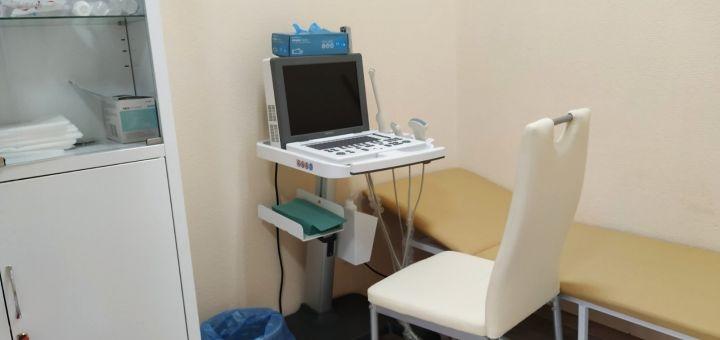 Ультразвуковое исследование в медицинском центре «Астрамедика»