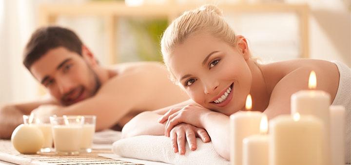 SPA-программа «Кокосовый рай» в кабинете массажа «Dimetra»