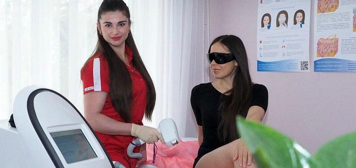Скидка до 60% на лазерную эпиляцию и 50% на лазерную косметологию от «Тetiana Zolotko»