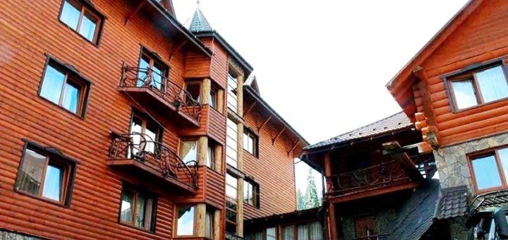 От 3 дней отдыха в ноябре с питанием в отеле «Марина» в Буковеле
