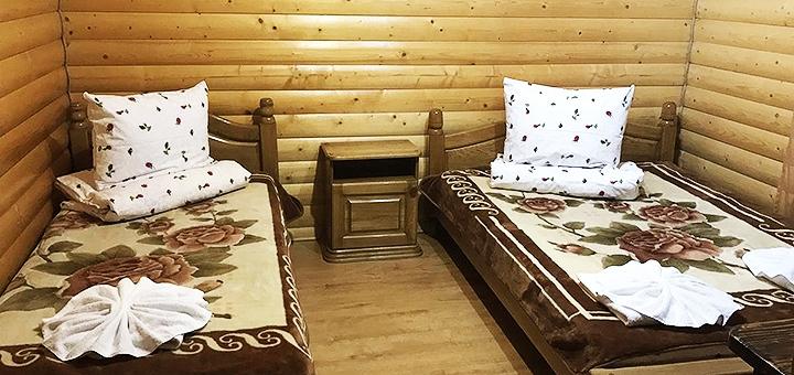 От 3 дней отдыха в январе с завтраками в отеле «Греку» в Буковеле