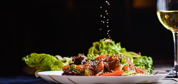 Скидка 40% на меню кухни в ресторане «Мука»
