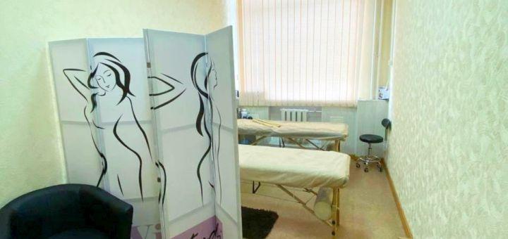 Скидка до 61% на вакуумно-роликовый массаж и обёртывание в массажном кабинете «le_massage.zp»