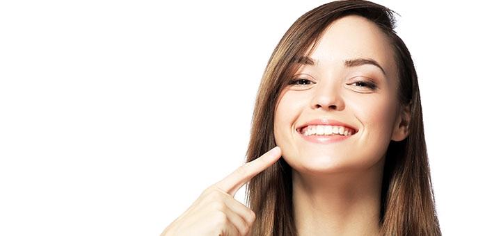 Отбеливание, ультразвуковая чистка с «AirFlow» и фторирование зубов в «Аби Дент»