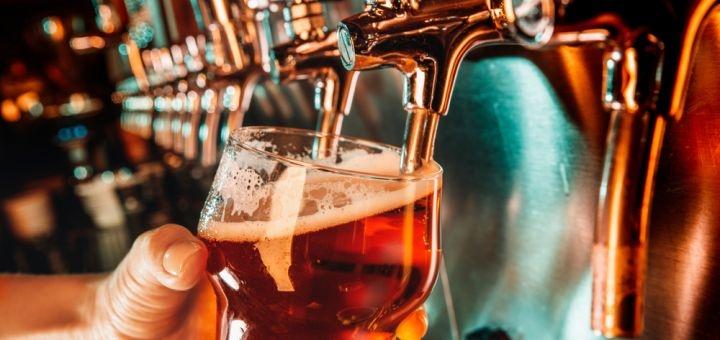 Скидка 40% на разливное пиво в сети пивных магазинов «Дружище»