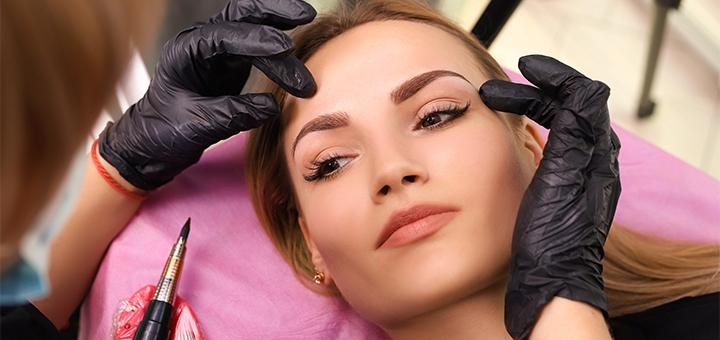 Скидка до 68% на перманентный макияж и мини-тату в студии «Мир красоты» Татьяны Горобец