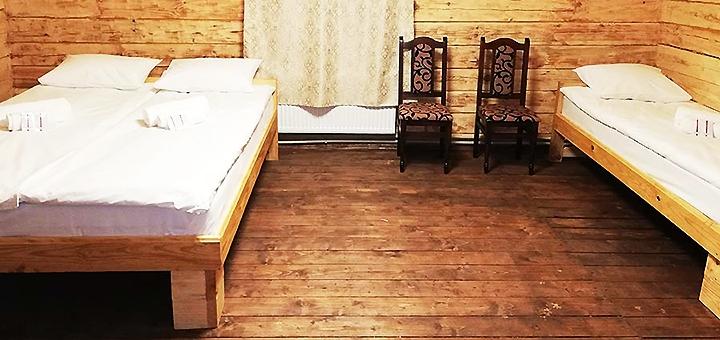 От 3 дней отдыха в декабре и марте с двухразовым питанием в отеле «Freerider» в Драгобрате