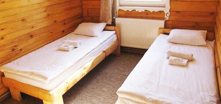 От 5 дней отдыха зимой с двухразовым питанием в отеле «Freerider» в Драгобрате
