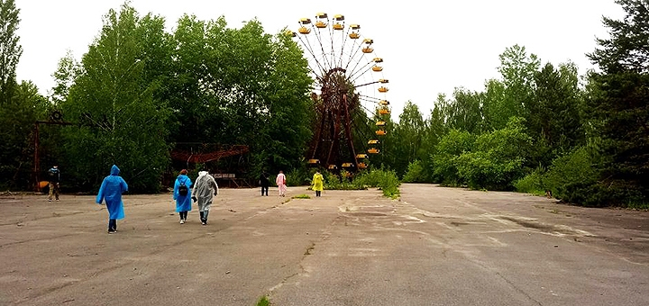 Однодневный групповой тур в Чернобыльскую зону отчуждения от туроператора «Чернобыль Тур»
