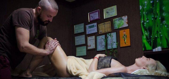 SPA-программа «Амазонские джунгли» от студии массажа «Green Chocolate»