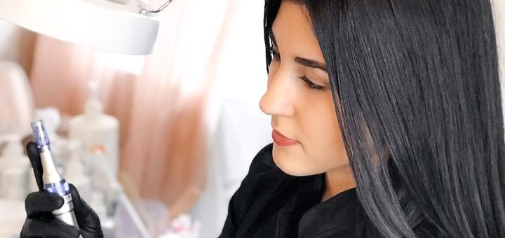 Мануальная чистка лица в косметологическом кабинете «Ageless Medical Cosmetology»