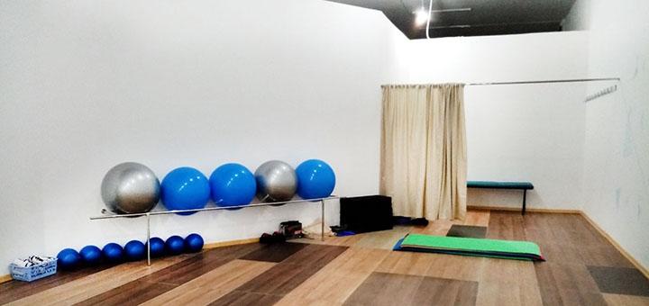 Скидка до 55% на занятия фитнесом в фитнес зале «Ресурс»
