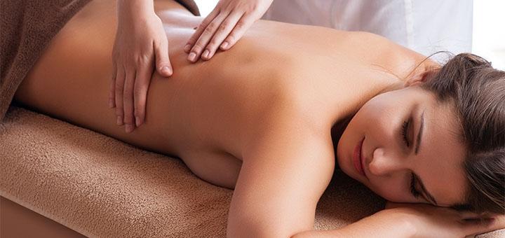Скидка до 62% на массажный комплекс «Здоровая спина» или «Красиво тело» в «Массаж от Души»