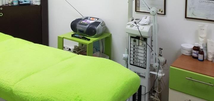 Elos-лечение сосудистых дефектов и купероза в кабинете косметологии Елены Белой