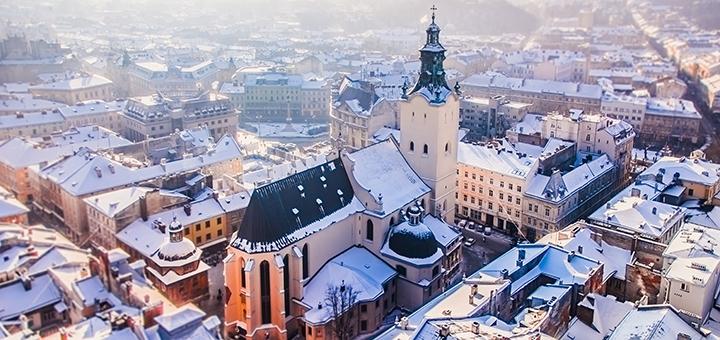 Новогодний тур «Что-то новенькое в Прикарпатье» от туристической компании «ProUkraine»