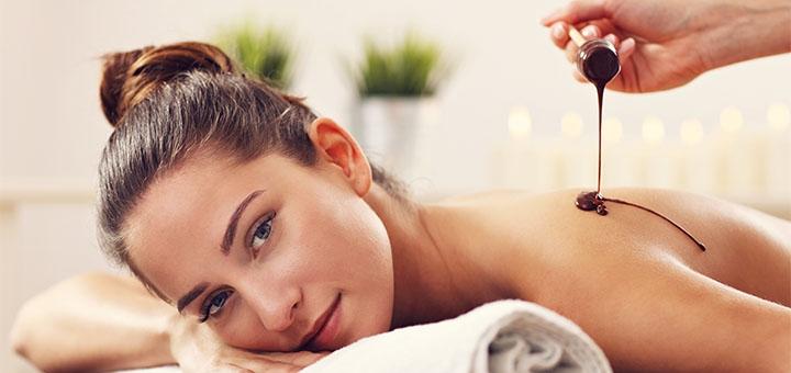 Скидка 50% на SPA-программу «Шоколадный Рай» в косметологическом кабинете «Массаж от Души»