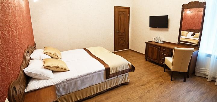 От 3 дней отдыха в будние дни в гостевом доме «Inn Lviv» во Львове