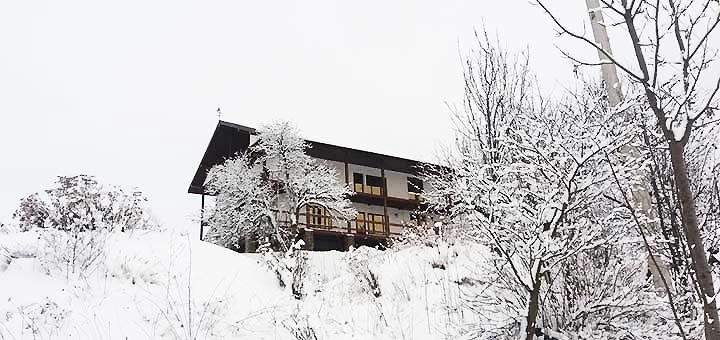 От 3 дней отдыха в ноябре и декабре с завтраками в отеле «Agora Chalet» в Славском