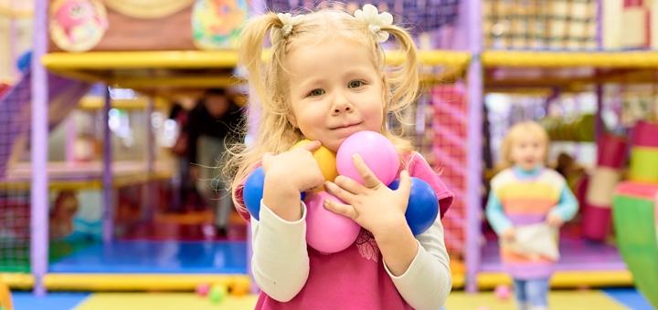 Час или целый день развлечений для ребенка в сети детских клубов «Муравейник»