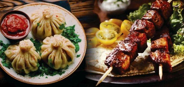 Скидка 50% на все меню кухни в кафе «Арарат»
