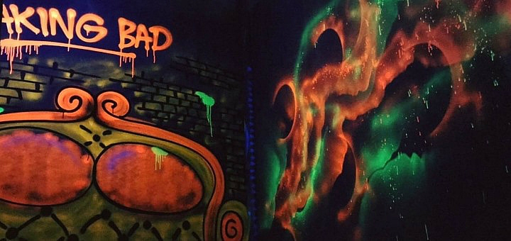 До 60 минут игры «Nerf бластеры» на базе лазертага в ТРЦ «Dream Town 1» в любой день недели