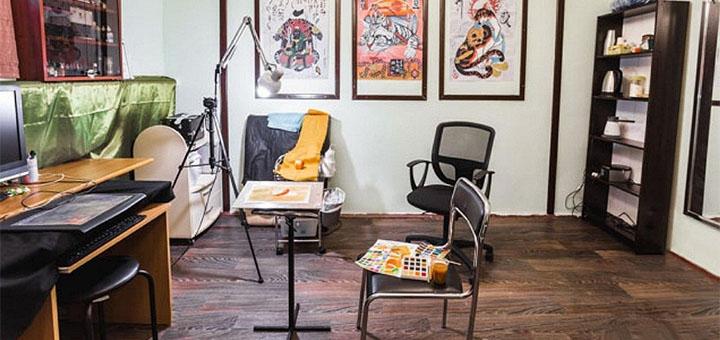 Лазерное удаление татуажа и тату в студии тату «TST»