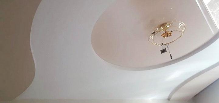 Скидка до 65% на установку натяжных потолков от компании «Ama house»