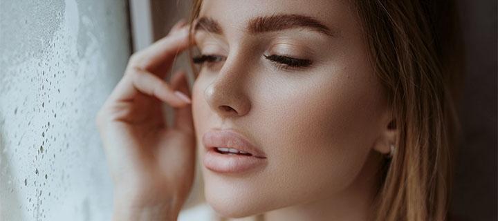 Перманентный макияж губ, бровей и межресничка у мастера Анны