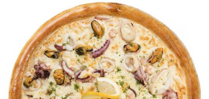 Скидка 50% на роллы, суши-сеты, пиццу, WOK с доставкой или самовывозом от «Holyfood»