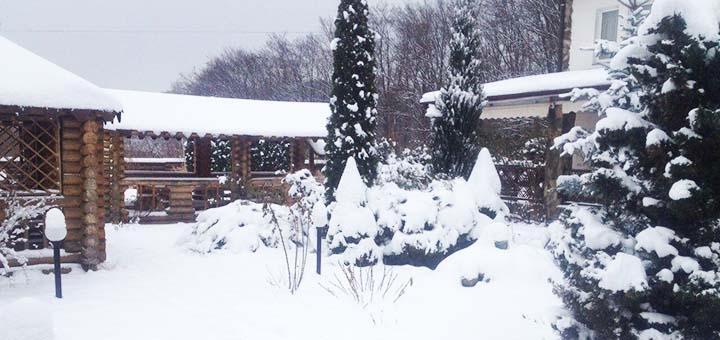 От 3 дней отдыха осенью и зимой в отеле «Эльбрус» под Львовом